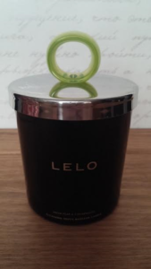 LELO CANDLE SNOW PEAR CEDARWOOD 2