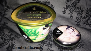 SHUNGA MASSAGE CANDLES 1