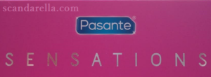 PASANTE SENSATIONS