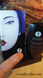 SHUNGA SECRET GARDEN ORGASM ENHANCING CREAM 1