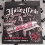 Mötley Crüe 10 Function Bullet Vibrator