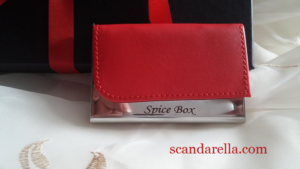 SPICE BOX CARD WALLET