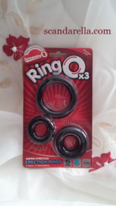 SPICE BOX COCK RINGS