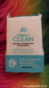 BIG OH! BOX SIMPLY CLEAN WIPES 1
