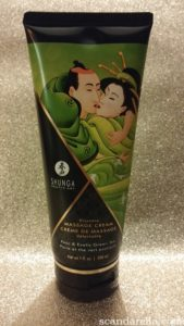 SHUNGA KISSABLE MASSAGE CREAM 1