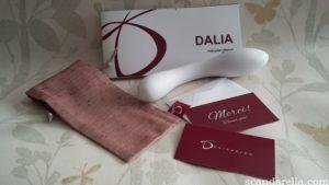 DALIA PORCELAIN DILDO BY DESIRABLES 3