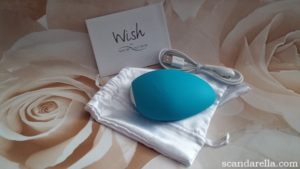 WE-VIBE WISH PEBBLE VIBRATOR 7