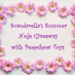 Summer Noje Giveaway