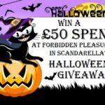 Scandarella's Halloween Giveaway