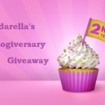 Scandarella's 2nd Blogiversary Giveaway!