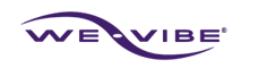 Purple We-Vibe Logo