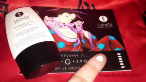 SHUNGA RAIN OF LOVE G-SPOT CREAM 4