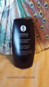 SHUNGA SECRET GARDEN ORGASM ENHANCING CREAM 2