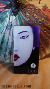 SHUNGA SECRET GARDEN ORGASM ENHANCING CREAM 4