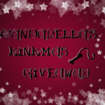 Scandarella's Kinkmas Box Giveaway