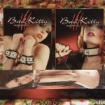 Bad Kitty White PU Bondage Range