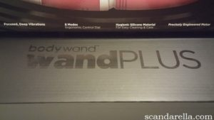 BODYWAND WANDPLUS RABBIT 8 2