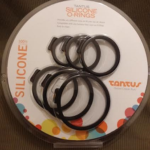 Tantus Silicone O-Rings Set