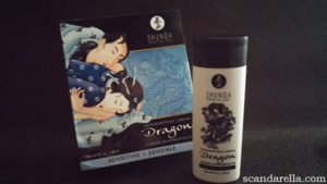 SHUNGA DRAGON SENSITIVE INTENSIFYING CREAM 3