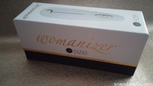 WOMANIZER +SIZE 1