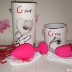 GPlug L & GRing by Fun Toys London