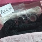 Kink Craft Paracord Flogger Kit