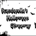 Scandarella's Halloween Giveaway 2018